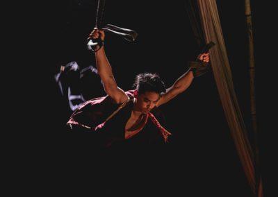 Aerial straps